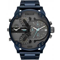 Orologio da Uomo Diesel Mr. Daddy 2.0 DZ7414 Cronografo 4 Fusi Orari