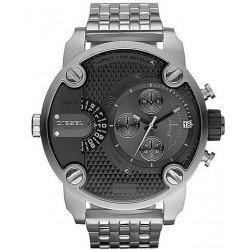Comprare Orologio da Uomo Diesel Little Daddy DZ7259 Cronografo Dual Time