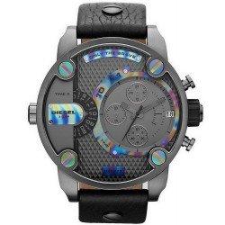 Comprare Orologio da Uomo Diesel Little Daddy DZ7270 Cronografo Dual Time