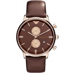 Orologio Emporio Armani Uomo Gianni AR0387 Cronografo