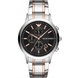 Comprare Orologio Emporio Armani Uomo Renato AR11165 Cronografo