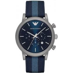 Orologio Emporio Armani Uomo Luigi AR1949 Cronografo