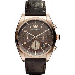 Orologio Emporio Armani Uomo Franco AR0371 Cronografo