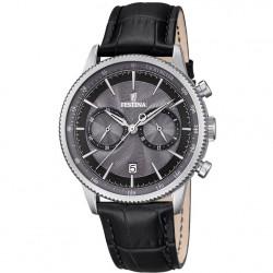 Orologio Festina Uomo Retro F16893/5 Cronografo Quartz