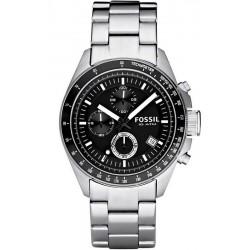 Comprare Orologio da Uomo Fossil Decker CH2600IE Cronografo Quartz