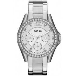 Comprare Orologio da Donna Fossil Riley ES3202 Multifunzione Quartz