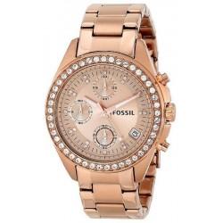 Comprare Orologio da Donna Fossil Decker ES3352 Cronografo Quartz