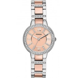 Orologio da Donna Fossil Virginia ES3405 Quartz