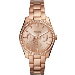 Comprare Orologio da Donna Fossil Scarlette ES4315 Multifunzione Quartz