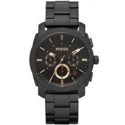 Orologio da Uomo Fossil Machine FS4682 Cronografo Quartz