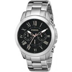 Orologio da Uomo Fossil Grant FS4994 Cronografo Quartz