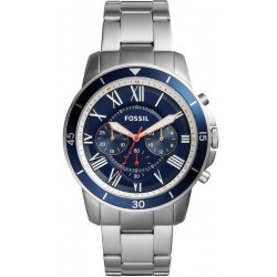 Comprare Orologio da Uomo Fossil Grant Sport FS5238 Cronografo Quartz