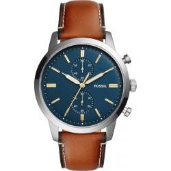 Orologio da Uomo Fossil Townsman FS5279 Cronografo Quartz