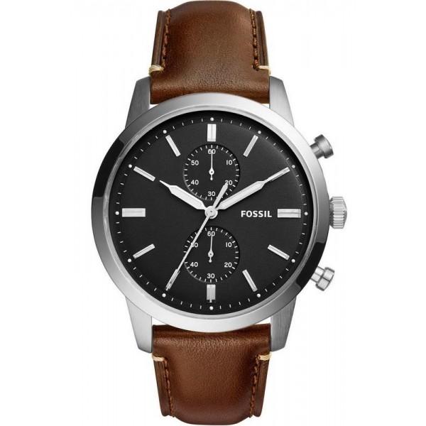 Comprare Orologio da Uomo Fossil Townsman FS5280 Cronografo Quartz