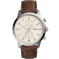 Orologio da Uomo Fossil Townsman FS5350 Cronografo Quartz