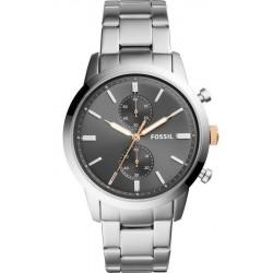 Orologio da Uomo Fossil Townsman FS5407 Cronografo Quartz