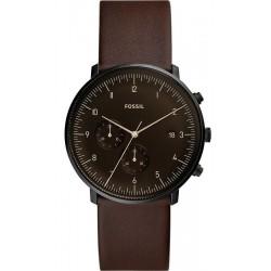 Orologio da Uomo Fossil Chase Timer FS5485 Cronografo Quartz
