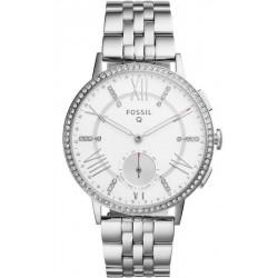 Orologio da Donna Fossil Q Gazer Hybrid Smartwatch FTW1105