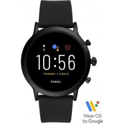 Orologio da Uomo Fossil Q The Carlyle HR Smartwatch FTW4025