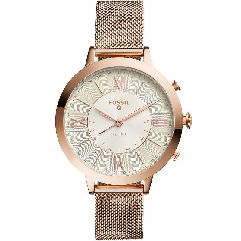 Orologio da Donna Fossil Q Jacqueline FTW5018 Hybrid Smartwatch b1e59d8323