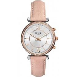 Orologio da Donna Fossil Q Carlie FTW5039 Hybrid Smartwatch