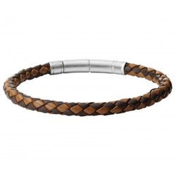 Bracciale Fossil Uomo Vintage Casual JF00509797