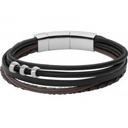 Bracciale Fossil Uomo Vintage Casual JF02212040