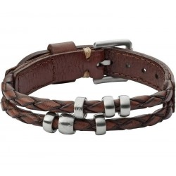 Bracciale Fossil Uomo Vintage Casual JF02345040
