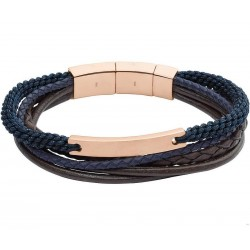 Bracciale Fossil Uomo Vintage Casual JF02379791