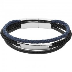 Bracciale Fossil Uomo Vintage Casual JF02633040