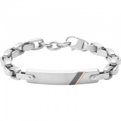 Bracciale Fossil Uomo Mens Dress JF02823040