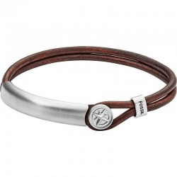Bracciale Fossil Uomo Mens Dress JF02995040