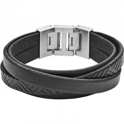 Bracciale Fossil Uomo Vintage Casual JF02998040