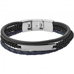 Bracciale Fossil Uomo Vintage Casual JF03186040