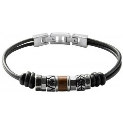 Bracciale Fossil Uomo Vintage Casual JF84196040