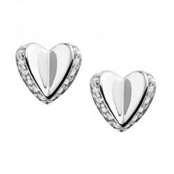 Comprare Orecchini Fossil Donna Sterling Silver JFS00423040
