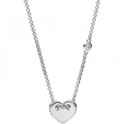 Collana Fossil Donna Sterling Silver JFS00425040