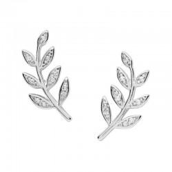 Orecchini Fossil Donna Sterling Silver JFS00483040