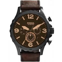 Orologio da Uomo Fossil Nate JR1487 Cronografo Quartz