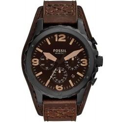 Orologio da Uomo Fossil Nate JR1511 Cronografo Quartz