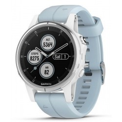 Orologio Garmin Unisex Fēnix 5S Plus Glass 010-01987-23