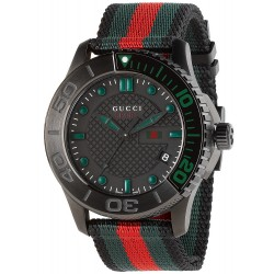 Comprare Orologio Gucci Uomo G-Timeless Sport XL YA126229 Quartz