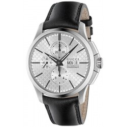 Orologio Gucci Uomo G-Timeless XL YA126265 Cronografo Automatico