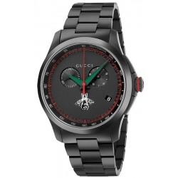 Comprare Orologio Gucci Uomo G-Timeless XL YA126269 Cronografo Quartz