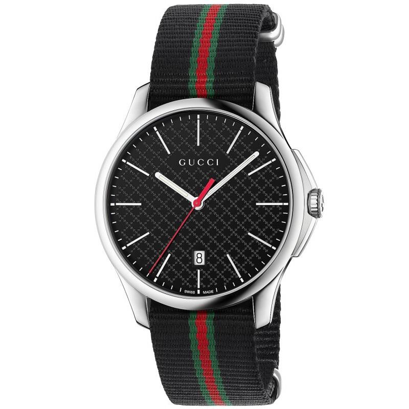 sito affidabile 6ce73 f136a Orologio Gucci Uomo G-Timeless Large Slim YA126321 Quartz