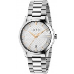 Orologio Gucci Unisex G-Timeless Medium YA126442 Quartz