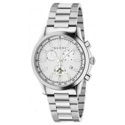 Comprare Orologio Gucci Unisex G-Timeless Medium YA126472 Cronografo Quartz
