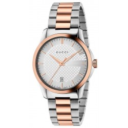 Orologio Gucci Unisex G-Timeless Medium YA126473 Quartz
