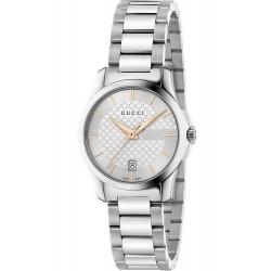 Comprare Orologio Gucci Donna G-Timeless Small YA126523 Quartz