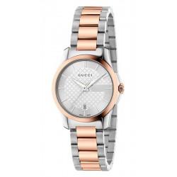 Comprare Orologio Gucci Donna G-Timeless Small YA126564 Quartz